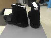 Wholesale discount outdoor sports for sale - Group buy Kanye West Bst Men s Bst Outdoor Sports High Board Running Shoes Discount Athletics Coach Training and Original Box