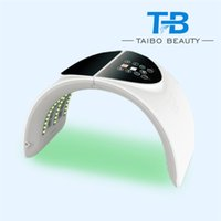 Wholesale home led skin rejuvenation device for sale - Group buy Portable pdt led light therapy skin rejuvenation skin deeply repair spots removal yellow blue light pdt beauty device for home use