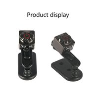 grabadoras de video al por mayor-Videocámaras de consumo SQ8 Mini DV Grabador de video por voz Infrarrojo Visión nocturna Deporte digital Voz por video TV Salida HD 1080P 720P