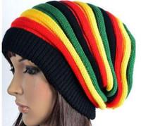 Wholesale cowboy hat crochet resale online - Women s winter Slouch Hat Women s winter Slouchy Beanie Gifts High Quality Crochet Cap New Brand