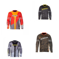 Wholesale cycling clothing hot sale resale online - Klim Perspiration Quick Drying Jacket Man Motorcycle Equipment Fashion Cycling Wear Pure Color Outdoors Motion Clothes Hot Sale njI1