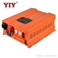 pv energieinverter großhandel-DC48V-15KW YIY Werbeartikel HP HP-PV-Serie Einphasen-Sinus Wechselrichter / Ladegerät LCD-Monitor niedriger Leerlaufverbrauch BTS