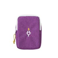 FA USB Flash Drive Cable Earphone Organizer Bag Case Digital Storage Pouch  hig