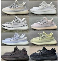 Wholesale brown shoes sale resale online - 2019 Hot Sale V2 Lundmark Black Reflective True Form Black V2 Static CLAY HYPERSPACE V2 Running Shoes With Box Top Quality