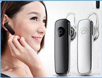 Wholesale retail box for bluetooth earphones for sale - Group buy M165 Universal sport bluetooth earphones headset wireless earphone noise cancelling headphone for mobile phone with the Retail Box MQ50