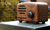 ingrosso supporto mini altoparlante wireless bluetooth-Altoparlante Bluetooth di alta qualità Altoparlanti stereo 3D Altoparlanti wireless portatili Mini altoparlante con scatola di vendita Supporto USB TF Card