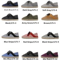 diseñadores de textiles al por mayor-2019 diseñador del Mens de los holgazanes de Verano 12 color clasificado Mes calzados informales de los hombres de Pureness textiles plana Alpargatas