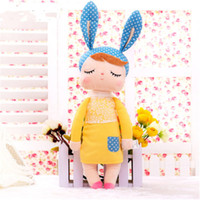juguetes de peluche angela al por mayor-Moda Rabbit Dream Doll Peluches Peluches Animales Niños Juguetes para niñas Niños Niños Bebé Peluches Cartoon Mini Angela Rabbit Dolls