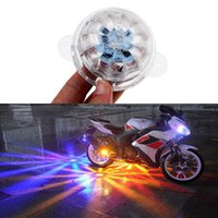 Wholesale car flashers for sale - Group buy Motorcycle Car LED Chassis Light Under Motorbike Scooter Flasher Tail Brake Fog Lamp Modes Atmosphere Lamp LED V