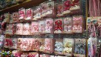 ingrosso le ragazze infantili merlettano i calzini-Neonate Gift Box Calze Hairbands fasce del merletto dell'arco floreale solido parte superiore di colore Battesimo Matrimonio festa di compleanno infante appena nato 0-12M