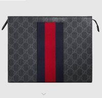 Wholesale polka dot dress ribbon for sale - 2019 Striped Ribbon Premium Faux Canvas Clutch MEN WALLET CHAIN WALLETS PURSE Shoulder Bags Crossbody Bag Belt Bags Clutches Exotics