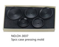 Wholesale mold die sets for sale - Group buy New Watch Back Case Pressing Mold Closer Press Dies Set Watch Repair Tool