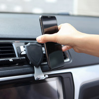 Wholesale phone holder adjustable clip for sale – best 1Pcs Universal Car Bracket Phone Holder Dashboard Adjustable Mount Clip Auto Interior Accessories Supplies Gear Stuff Products