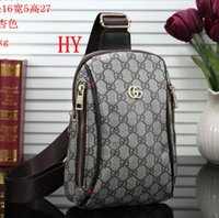 sacos saco grande venda por atacado-Designer de luxo Homens Peito Saco Sling bag Grande Capacidade Bolsa Crossbody Bolsas Ombro Bolsa XXSGucci