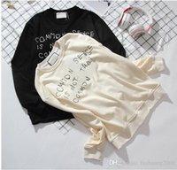 ingrosso maglioni di marca migliori-prezzo di fabbrica la migliore qualità nuovo di zecca UC comune comune maglione in puro cotone O-Neck pullover Terry sweatershirt originale