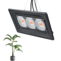 Wenyi Full Spectrum Grow Lights AC 110V 220V Waterproof COB LED lighting For Indoor Plants growth light