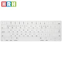 67276333595 keyboard silicone cover for apple UK - Silicone Korean Keyboard Cover Skin  Protector For Macbook Pro