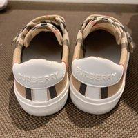 bebek çocukları boş zamanları toptan satış-yürümeye başlayan ayakkabıları koşu ayakkabıları bebek Atletik çocuklar Bebek Dinlence spor Boy Kız şerit Paten Casual bebek ayakkabıları sneakers