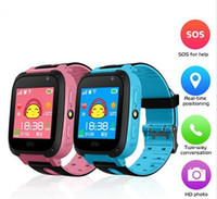 Wholesale best smartwatch android online – Smart Watch For Kids Q9 Children Anti lost Smart Watches Smartwatch LBS Tracker Watchs SOS Call For Android IOS Best Gift For Kids