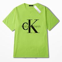 ropa de niños al por mayor-Nueva moda mujer hombre camiseta casual ropa de impresión de verano Ropa de niños tops de manga corta Chicos y chicas camisetas A351
