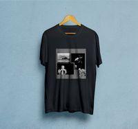 jungen grau kapuzenpullis großhandel-Suicide Boys - Eternal Grey Herren Schwarzes T-Shirt Hoodie Hip Hop T-Shirt