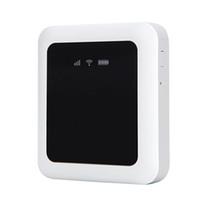 разблокированный маршрутизатор 4g lte оптовых-Сетевой портативный сим-карта Travel 4G LTE разблокированный беспроводной маршрутизатор FDD B1 / B3