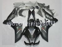 aprilia rs 125 kits de carenado completo al por mayor-Nuevo kit de carenados ABS apto para Aprilia RS4 RSV125 RS125 08 09 10 11 RS125R RS-125 RSV 125 RS 2006 2007 2008 2009 2010 2011 Full Matte Black