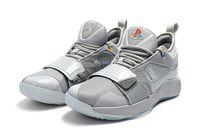 zapatos de paul al por mayor-Pg 2.5 Playstation Wolf Grey zapatos para ventas con caja de calidad superior nuevos zapatos de baloncesto de Paul George envío gratis BQ8388