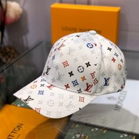 Wholesale baseball buckets resale online - 2021 New fashion luxury bucket hat Baseball cap high quality classic travel sun hat for men and women A19