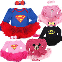 92606d840 Wholesale baby superman jumpsuit for sale - Newborn Baby Girl Clothes Infant  Clothing Superman Baby Christmas