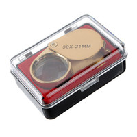 Wholesale best magnifying loupe for sale - Group buy The Best Price x Power mm Jewelers Magnifier Magnifying glass Eye Loupe Jewelry Store Gold Watch Repair Tool