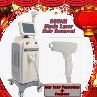 Wholesale lasers for sale online - Most popular nm diode laser depilation hair removal lasers for sale salon equipment laser hair removal