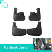 Wholesale cars mud guards for sale - Group buy Car Mudguards Auto Front Rear Mud Guards Set For Suzuki Jimny Car Interior Accessories