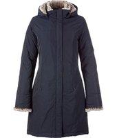 weißer pelz hoodie großhandel-2018 Neue Ankunft Luxus Boulder Frauen Pelzjacken Winter Daunenmantel Hochwertige Pelz Hoodies 100% weiße Ente Daunenmischung Gemischte Farben