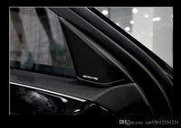 altifalantes de plástico venda por atacado-100 pçs / lote metal 3D para amg alumínio carro volante emblema adesivo de áudio alto-falante adesivos de carro car styling emblema logotipo cardoor decoração