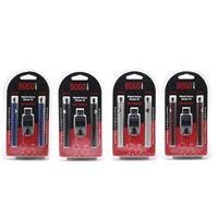 vape pen dhl achat en gros de-BOGO Co2 VV Batterie double préchauffage Batterie LO Co2 Vaporisateur d'huile Vaporisateur O Pen 510 Vape Pen Préchauffer 400 mAh batterie Variable Tension Libre DHL