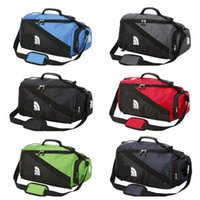 Wholesale gym bag for sale - Group buy The North Backpack Multifunctional NF Backpacks Travel Outdoor Duffel Bags Teenager Students Shoulder Bag Large Capactiy Colors