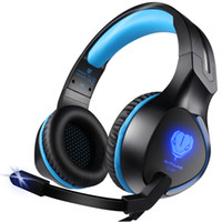 Wholesale xbox one wired for sale - Group buy Gaming Headset for PS4 Xbox One Nintendo Switch mm Wired Bass Noise Cancelling Over Ear Headphones with Mic