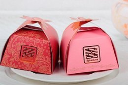 Wholesale Large Sweet Boxes - 2015 Low Price Hot Sale Candy Sweet Box Large Gift Box For Wedding and Festival 022