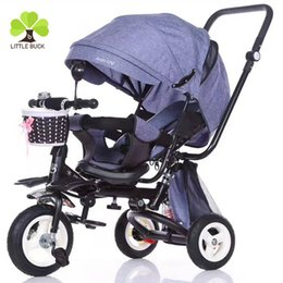 Wholesale Cheap Baby Supplies - Cheap price factory supply baby tricycle 2018 trending new model baby bike tricycle children tricycle with brake for small kids