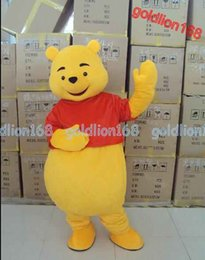 Wholesale High Quality Funny Mouth - Custom made Cartoon character Funny BLACK MOUTH BEAR MASCOT COSTUME High quality mascots Costumes