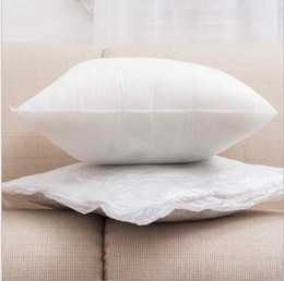Wholesale Polyester Filled Pillows - Nonwoven Fabrics PP Cotton Filling Throw Pillow Inner Cushion Inner Cushion Core Insert Pillow Filler Sofa Decorative Square Decor High Qual