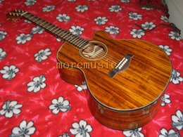 Wholesale Semi Acoustic Electric Guitars - Classic K24EC Acoustic Electric guitar China guitar Free shipping