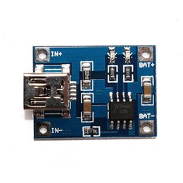 Wholesale Lithium Battery Charging Board - Mini 1A Lithium Battery Charging Board Charger Module USB Interface order<$18no track