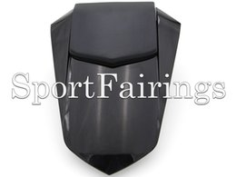 Wholesale R1 Seat Covers - Motorcycle Back Seat Cover For Yamaha YZF1000 R1 Year 07 08 2007 - 2008 Injection ABS Plastic Seat Cowl Black Customize Colors