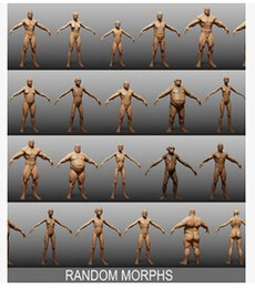 Wholesale Stand 3ds - Turbosquid Human Zbuilder 3ds max mannequin Library Collection