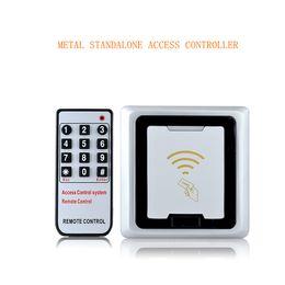 бесконтактные замки Скидка Новое прибытие 3,000 управление доступом кнопочной панели металла потребителей 125KHz RFID потребителей 125KHz анти -- вандала, данные по экземпляра поддержки сразу между 2 такими же моделями.
