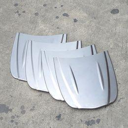 Wholesale Painted Door - 30*26cm metal car speed shape mini car bonnet mini hood custom paint sample model for Auto Body glass coating display MX-179M 10pcs