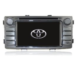 Wholesale Car Dvd Player Toyota Hilux - TOYOTA Hilus 2012 Touch Screen Car Dvd Player with 3D Map View BT DVD Radio