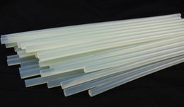 Wholesale Electric Hot Melt Glue Gun - 190mm(L) x 7mm(Diameter) Hot Melt Glue Sticks For Electric Glue Gun Craft Album Repair